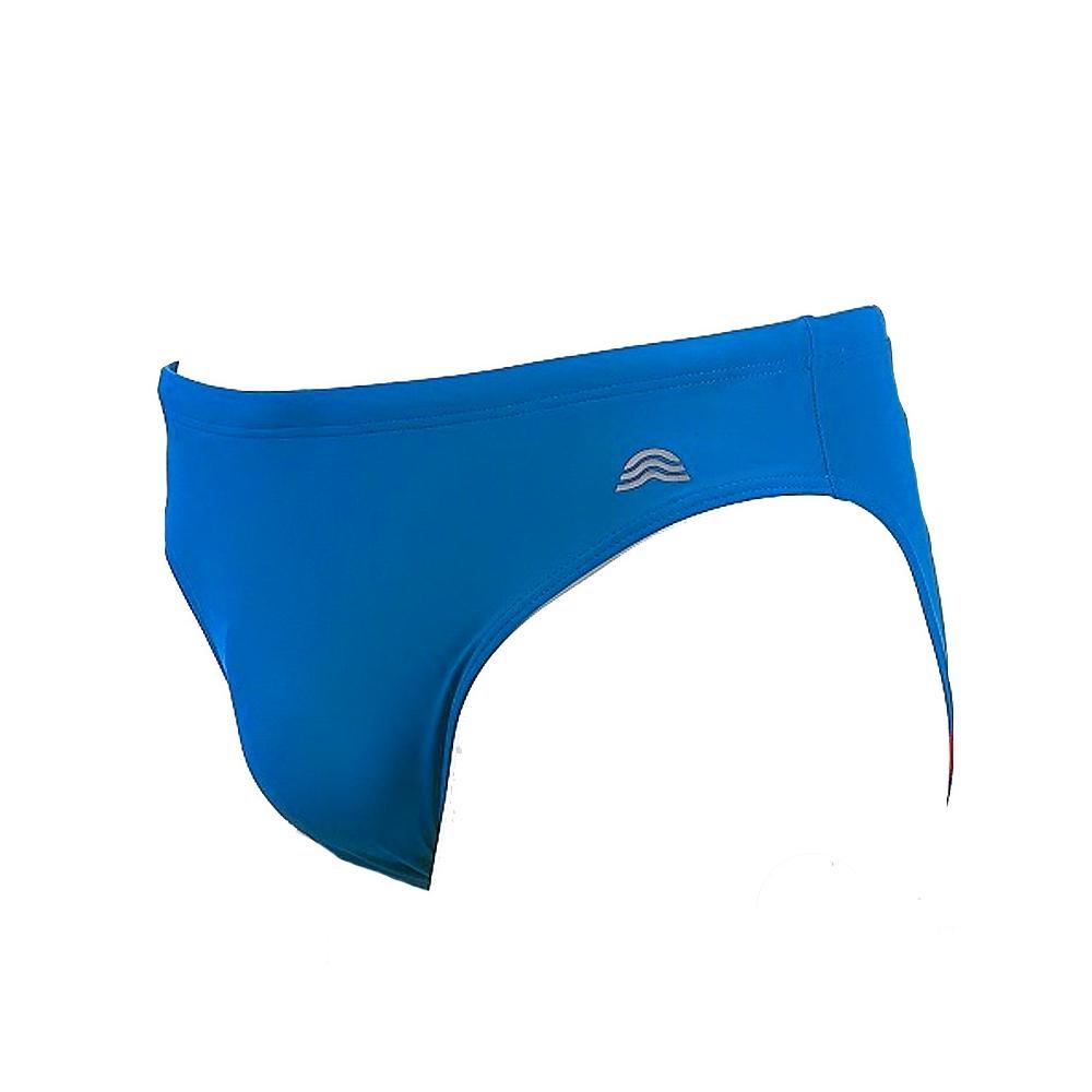Aquarapid aquarapid costume piscina slip uomo azzurro pals - Abbigliamento piscina uomo ...
