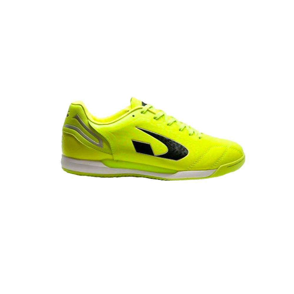 sneakers for cheap 2b4e6 2569d GEMS SCARPE CALCETTO TIGER EVO TURF OUTDOOR VERDE FLUO GIALLO FLUO