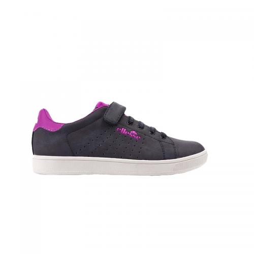 ELLESSE PLAY JUNIOR DEEP PASSION BAMBINA SCARPE INVERNO BLU