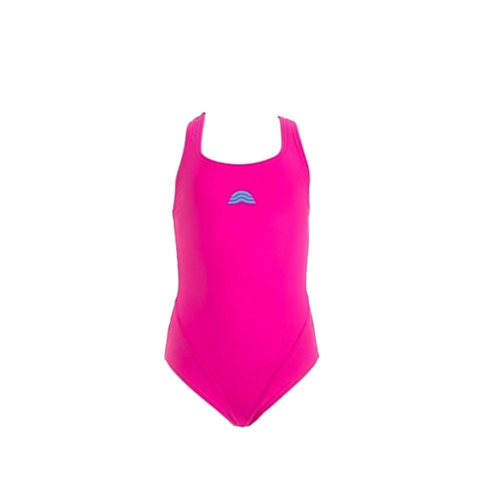 Aquarapid aquarapid costume intero piscina amachi bambina fucsia am - Costume intero uomo piscina ...