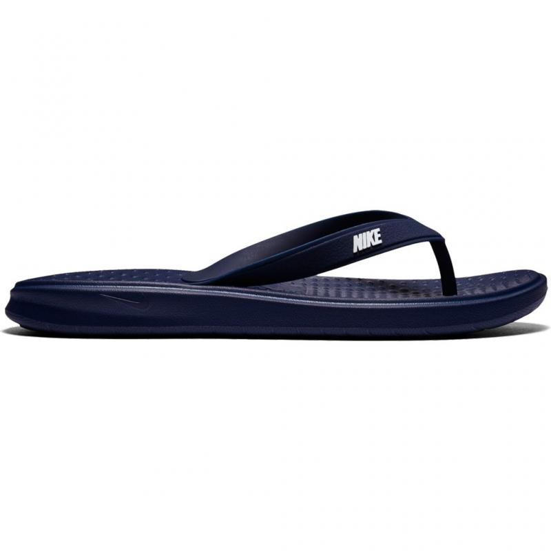 finest selection 7fe85 1784a NIKE INFRADITO SOLAY THONG UOMO BLU GOMMA