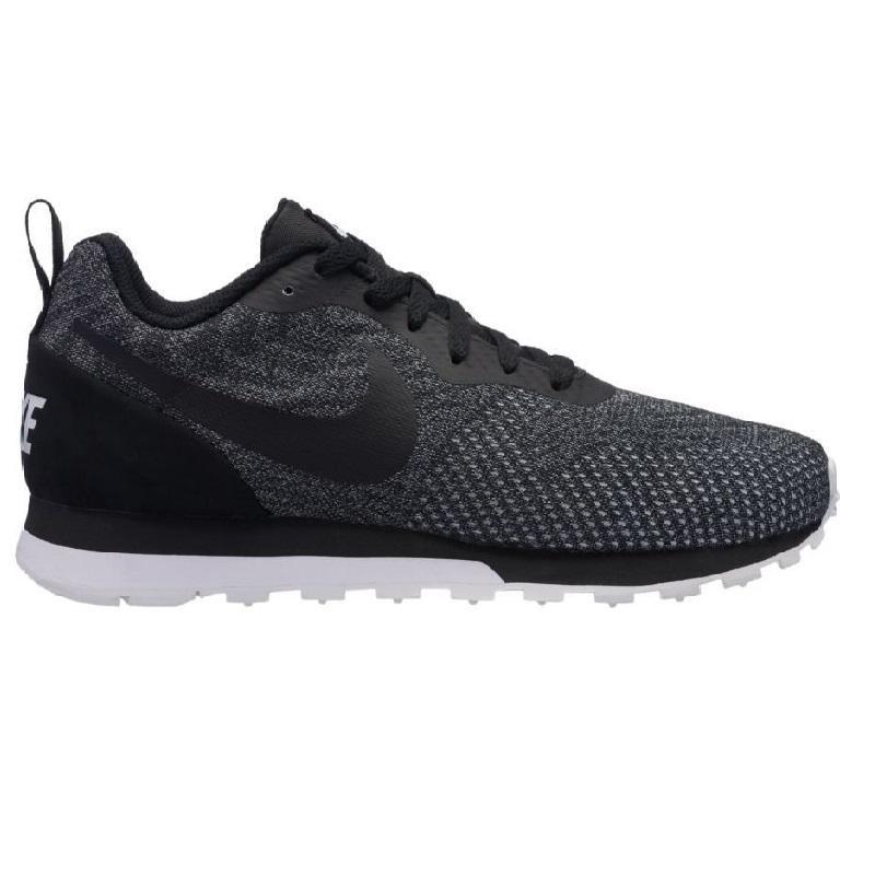 d408b5d1f0e1 Nike NIKE MD RUNNER 2 ENG MESH TESSUTO UOMO NERO 916774-008 MAGSPOR...