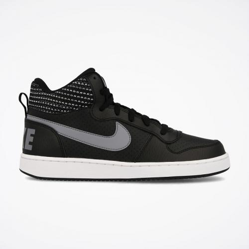 NIKE COURT BOROUGH MID SE DONNA RAGAZZI NERO