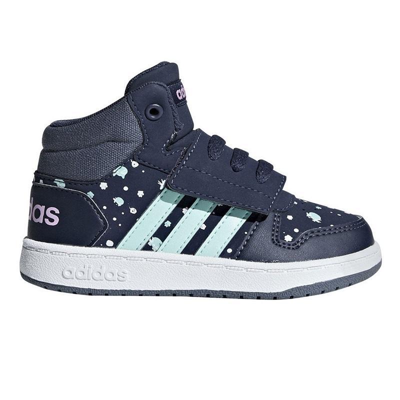 e0b0ffae3b Adidas ADIDAS NEO HOOPS 2.0 ALTE BLU TIFFANY BAMBINI B75953 MAGSPOR...