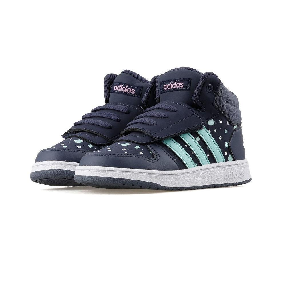 new arrival c413b d29d8 ... ADIDAS NEO HOOPS 2.0 ALTE BLU TIFFANY BAMBINI ...