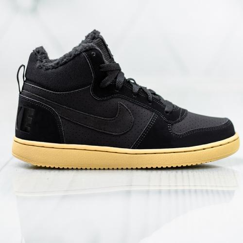 NIKE COURT BOROUGH MID WINTER PSV BAMBINI NERO