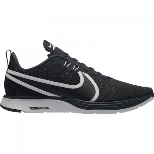 NIKE AIR ZOOM STRIKE 2 DONNA RUNNING NERO BIANCO