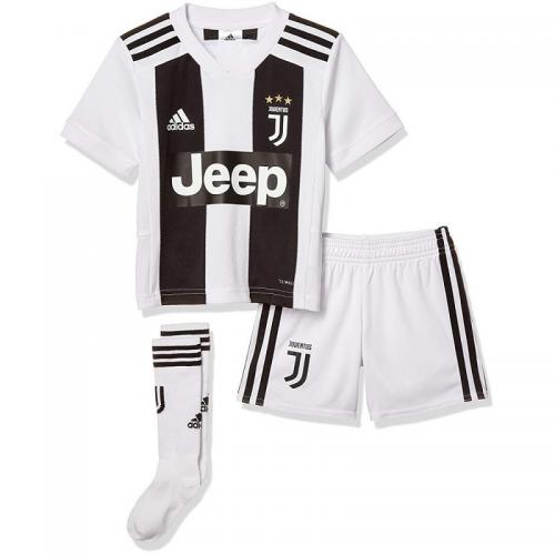 ADIDAS MINI KIT HOME JUVENTUS 2018/2019 BAMBINI