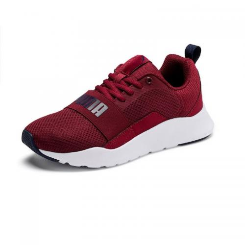 PUMA WIRED MESH BOURDEAUX BIANCO