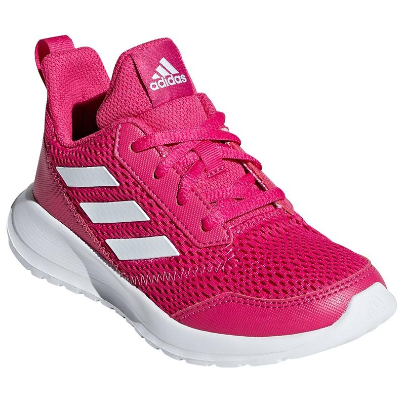 the best attitude b4fcb 69d28 ADIDAS ALTARUN PALESTRA RUNNING TESSUTO FUXIA BAMBINE