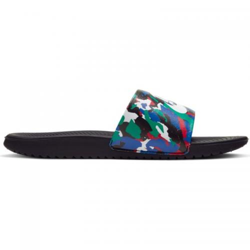 NIKE KAWA SLIDE SE MC AZZURRO MULTICOLOR